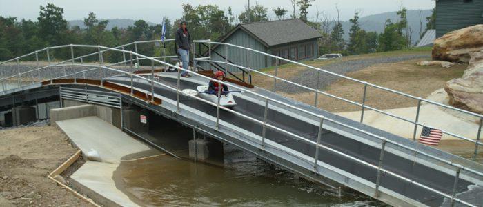 ASCI water course conveyor